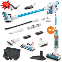 Invictus X7 Set 14 pcs.  Battery-powered vacuum cleaner