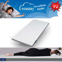 eazzzy mattress topper 100 x 200 cm Sleep quality like on clouds