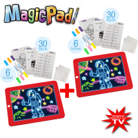 Magic Pad 1+1 free set 70 pcs.