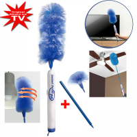 Instant Duster Pro - the rotating wireless feather duster