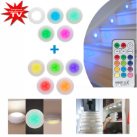 HandyLux Color Click LED Lights 5+5 free