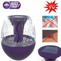 Solar Buzz Trap Mosquito Killer wireless