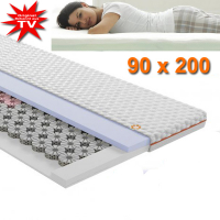 OCTAsleep Smart Topper size 90 x 200