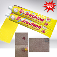 Extraclean cleaning paste in set of 2 with practical sponge
