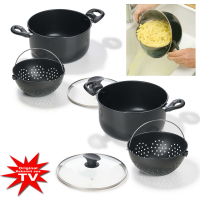 World's Greatest Pot - all in one - pot 6PCS Set