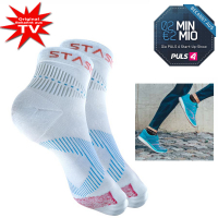 Neuro Socks - the smartest socks - White Size M