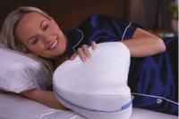 Dreamolino Leg Pillow Knie-Beinruhekissen 1+1 gratis