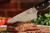 Trusted Butcher Messer 1+2 Gratis + Thermometer