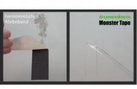 Hammersmith Monster Tape - 3 Rollen