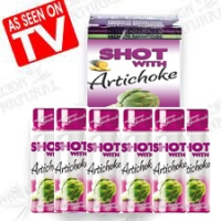 Original Shot with Artichoke Drinks As seen on TV