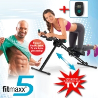 Fitmaxx 5 Shaper Fit in 5 Minuten!