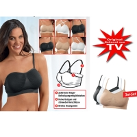 Figure Body Transfiguration Bra Set of 3